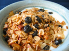 Andrea's Recipes - Blueberry Granola
