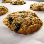 Andrea's Recipes - Chewy Oatmeal Raisin Cookies