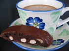 Andrea Meyers - Chocolate Hazelnut Biscotti