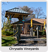 Andrea Meyers - The Farm Project: Chrysalis Vineyards