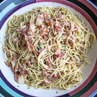 Andrea Meyers - Classic Spaghetti Carbonara
