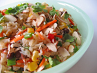 Andrea's Recipes - Confetti Rice Salad