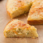 Andrea's Recipes - Jalapeno Cheddar Cornbread