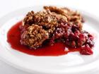 Andrea Meyers - Cranberry Apple Raisin Crisp