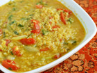 Andrea Meyers - Spiced Vegetable Dal and a Memorial