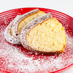Andrea Meyers - Eggnog Poundcake