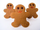 Andrea Meyers - Ginger Bread Men Cookies