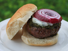 Andrea Meyers - Greek Burgers and Tzatziki