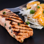 Andrea Meyers - Miso Marinated Grilled Salmon