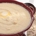 Andrea Meyers - Creamy Cheddar Cheese Grits (The Kids Cook Monday)