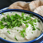 Andrea's Recipes - Hummus bi Tahini