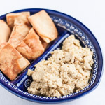 Andrea Meyers - Roasted Garlic Hummus