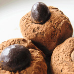 Andrea Meyers - Milk Chocolate Kahlua Truffles