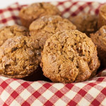 Andrea's Recipes - Pumpkin Apple Muffins