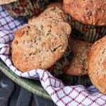 Andrea Meyers - Whole Wheat Zucchini Muffins with Greek Yogurt