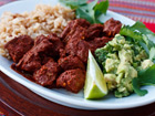 Andrea Meyers - Slow-Cooked Achiote Marinated Pork (Cochinita Pibil)