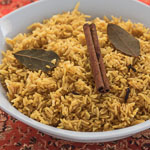 Andrea Meyers - Indian Savory Yellow Rice