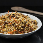 Persian Jeweled Rice (The Kids Cook Monday) - Andrea Meyers