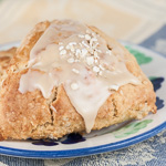 Andrea Meyers - Maple Oatmeal Scones