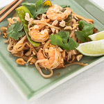 Shrimp Pad Thai - Andrea Meyers