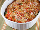 Andrea Meyers - Zucchini and Tomato Gratin