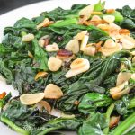 Sauteed Spinach - Andrea Meyers