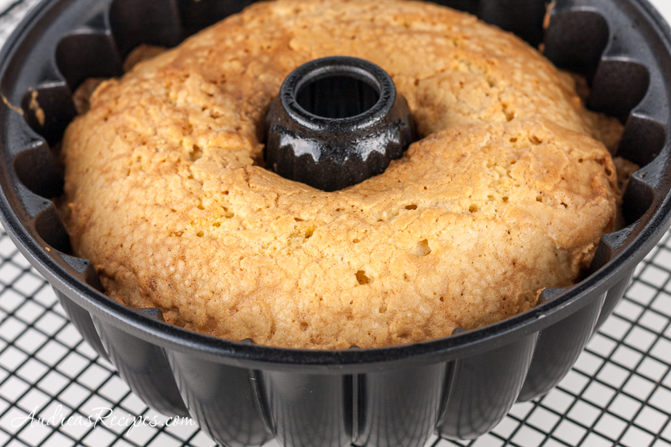 Eggnog Pound Cake Recipe Andrea Meyers
