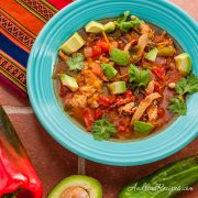 Chicken Tortilla Soup - Andrea Meyers