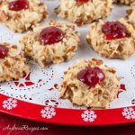 Thumbprint Cookies - Andrea Meyers