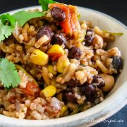 Red Rice and Beans - Andrea Meyers