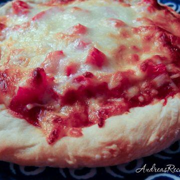 Andrea's Favorite Pizza Sauce - Andrea Meyers