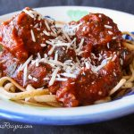 Michael's Spaghetti and Meatballs - Andrea Meyers
