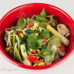 Thai Coconut Curry with Chicken - Andrea Meyers