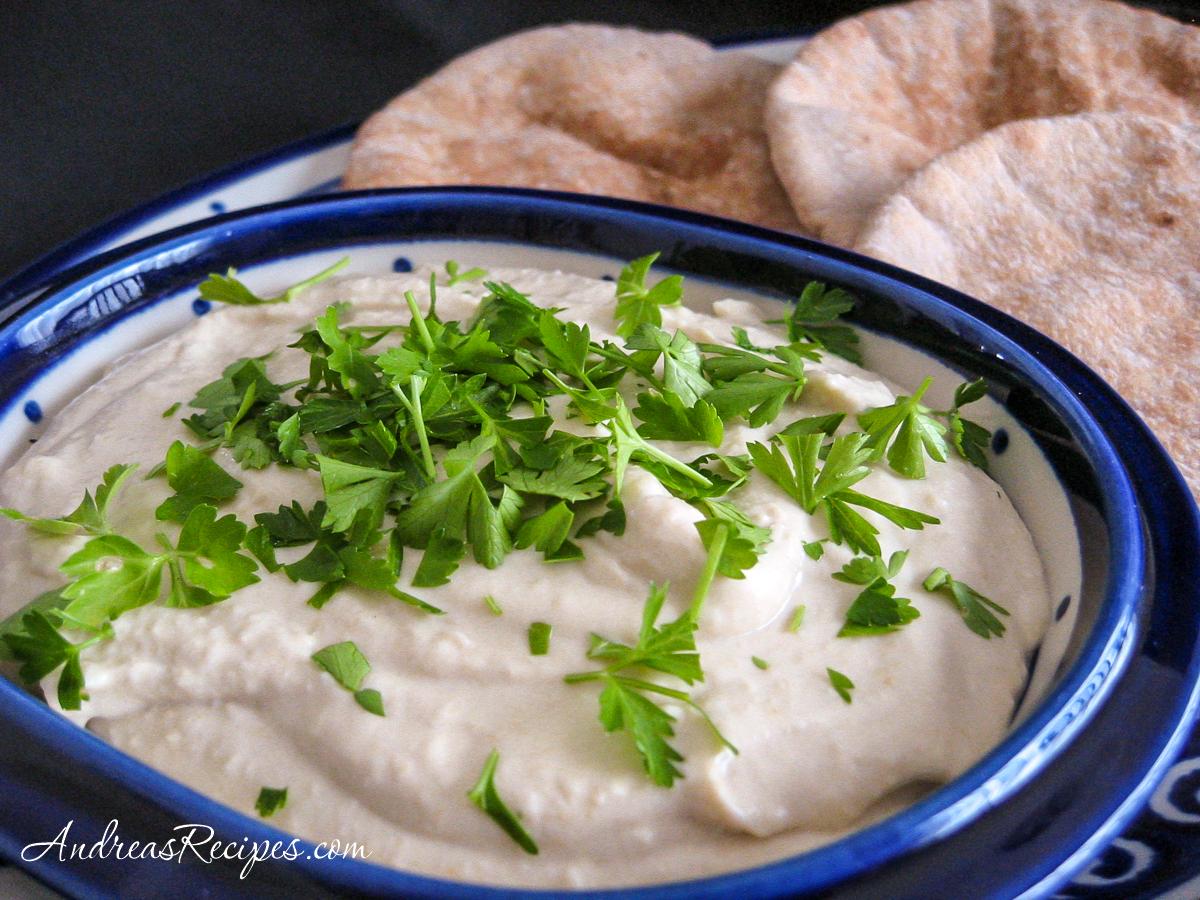 Hummus bi Tahini - Andrea Meyers