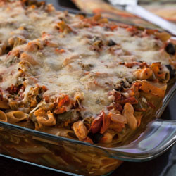 Pasta Thing (Baked Pasta) Recipe - Andrea Meyers