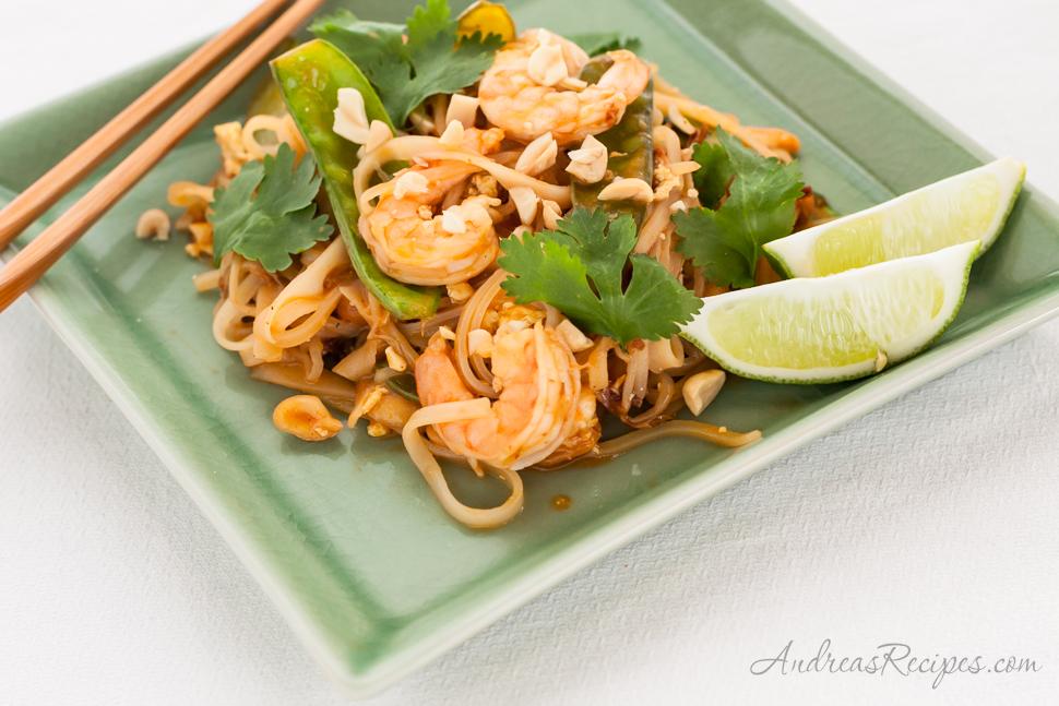 Shrimp Pad Thai - Andrea Meyers