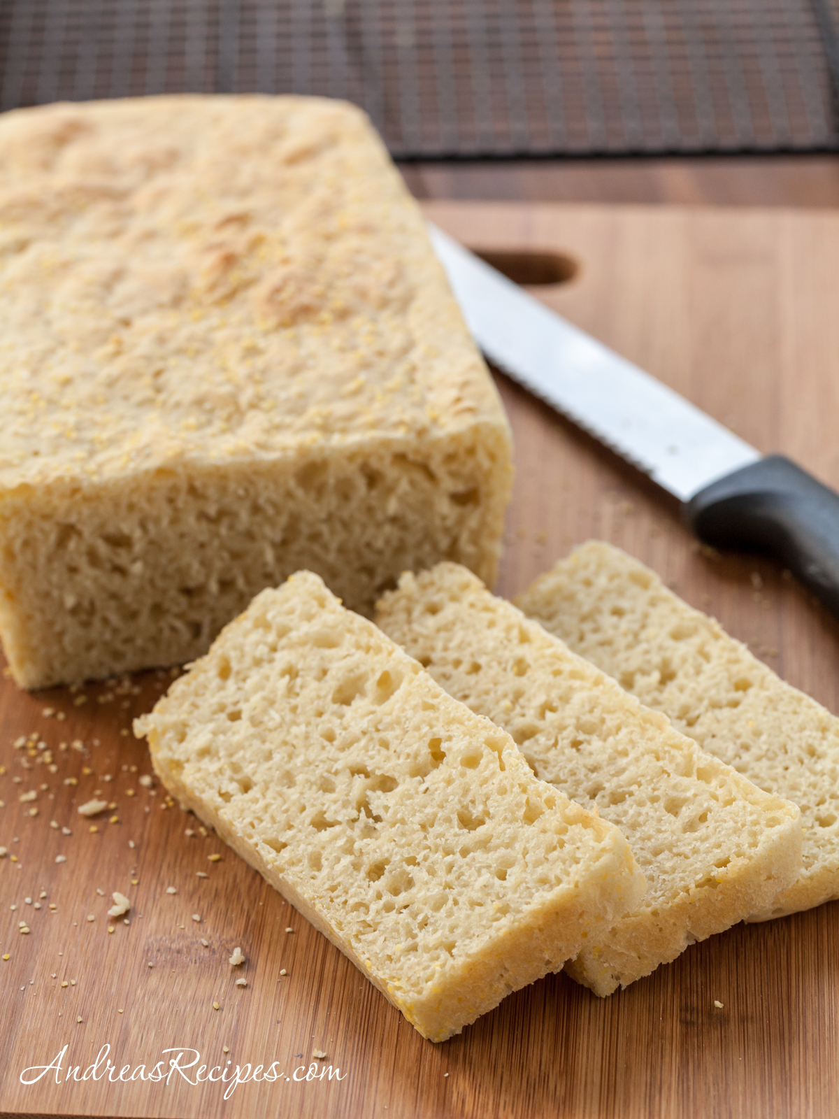 English Muffin Bread - Andrea Meyers