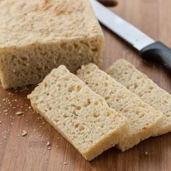 English Muffin Bread Recipe - Andrea Meyers