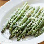 Roasted Asparagus - Andrea Meyers