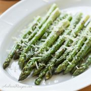Roasted Asparagus - Andrea Meyers