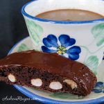 Chocolate Hazelnut Biscotti - Andrea Meyers