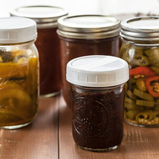 Home Canning (Boiling Water Method)