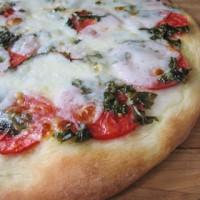 Pizza Caprese Recipe - Andrea Meyers