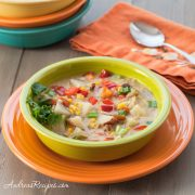 Corn Chowder - Andrea Meyers