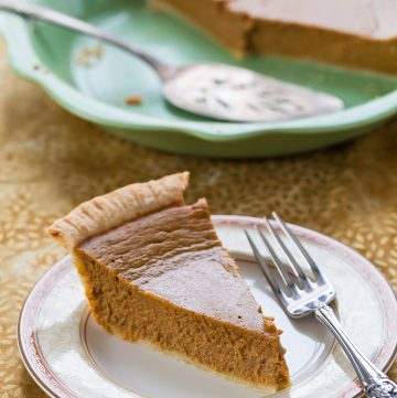 Pumpkin Pie - Andrea Meyers