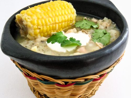 Ajiaco Bogotano Recipe Colombia Andrea Meyers
