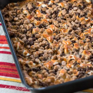 Seven-Layer Bar Cookies - Andrea Meyers
