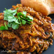 Chicken Ceylon with Masala Gravy - Andrea Meyers