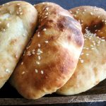 Naan, fluffy style - Andrea Meyers