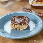 Rice Crispy Treats with Nutella - Andrea Meyers